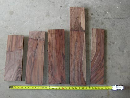 this first set set 1 consists of five pieces weighing ten pounds the pieces measure length x width x thickness