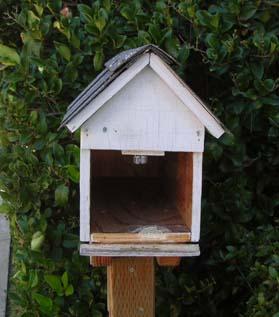 Wood Mailbox Plans